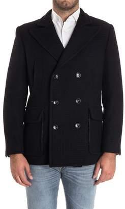 Alessandro Dell'Acqua Wool Blend Coat