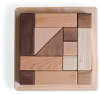 One Kings Lane Kindler Mini Puzzle - Natural