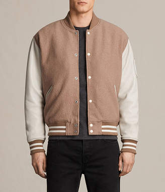 AllSaints Base Bomber Jacket