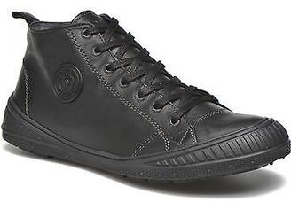 Men's RockerN M Lace-up Trainers in Black