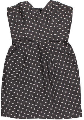 Alice by Temperley Polka Dot Mini Dress $65 thestylecure.com
