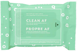 Abercrombie & Fitch Patchology Clean Cleansing Wipes- 15 Wipes