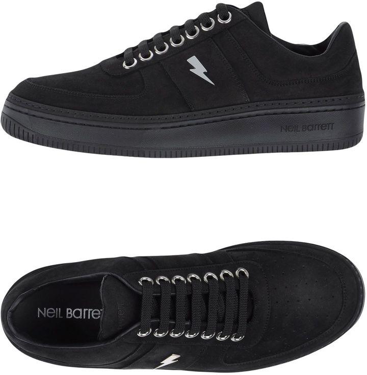 Neil Barrett Low-tops & sneakers - Item 11247563