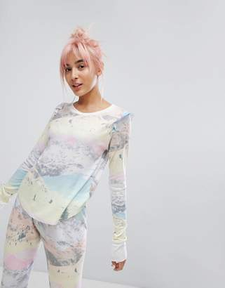 Wildfox Couture Ski Slopes Lounge Top