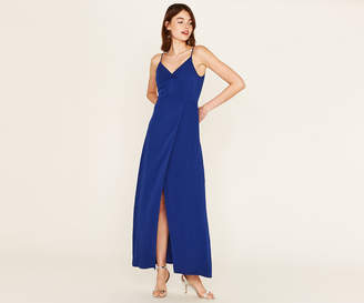 Oasis SPLIT FRONT MAXI DRESS