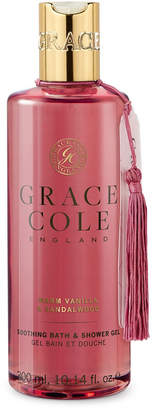 Grace Cole Warm Vanilla and Sandlewood Bath and Shower Gel