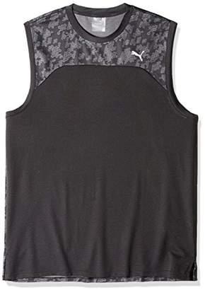 Puma Men's Oceanaire Mesh Sleeveless T-Shirt
