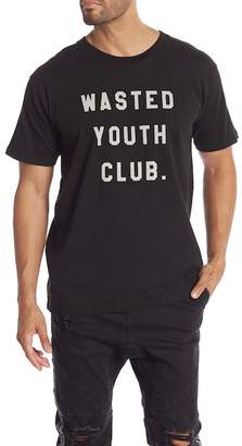Cotton On & Co. Dylan Wasted Youth Crew Neck Tee