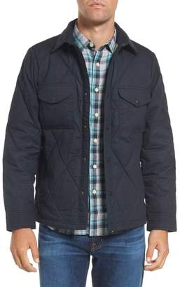 Filson Hyder Quilted Water-Repellent Shirt Jacket