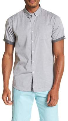 Micros Cuffed Short Sleeve Shirt