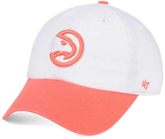 '47 Atlanta Hawks Pastel Rush Clean Up Cap