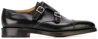 John Lobb 'William' monk shoes
