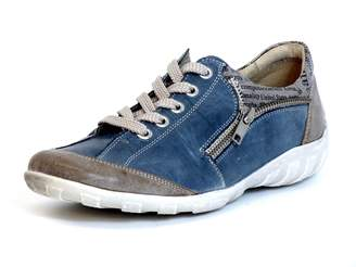 Remonte Women Lace-Up Shoes blue, R3403-14