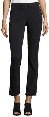 Go Silk Go by Silk Twill Straight-Leg Jeans