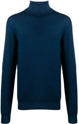Etro rollneck wool sweater