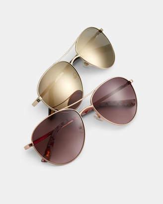 Ted Baker ERIIKA Pilot sunglasses