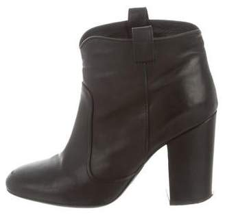 Laurence Dacade Round-Toe Ankle Boots