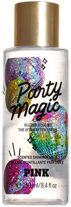 PINK Party Magic Shimmer Body Mist