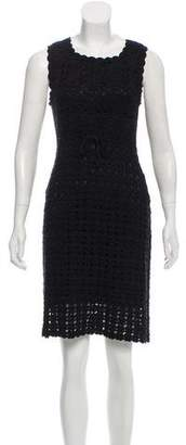 Diane von Furstenberg Knit Knee-Length Dress