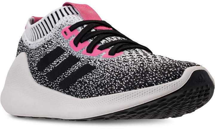 adidas Women's PureBOUNCE Running Sneakers from Finish Line