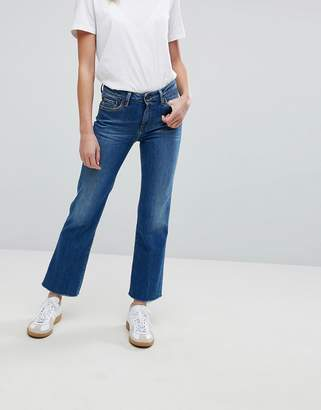 Pepe Jeans Check In Bootcut Jeans