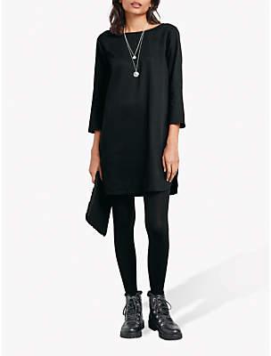 Hush Archer Dress, Black