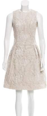 Michael Kors Sleeveless Linen Dress