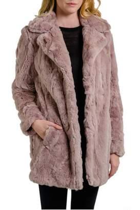Love Token Valentine Fur Jacket