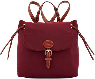 Dooney & Bourke Nylon Flap Backpack
