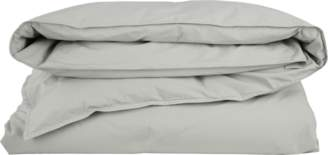 Scout | Modern Oyster Italian Stonewash Percale Bed Linen