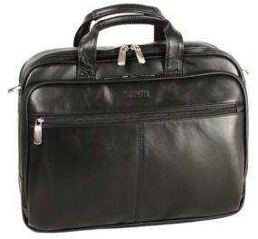 Kenneth Cole Reaction Leather Portfolio Briefcase