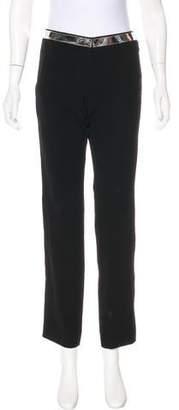 Sass & Bide Mid-Rise Reflective Pants