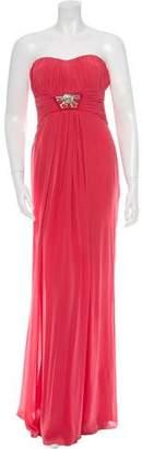 Temperley London Silk Gown