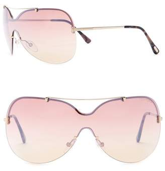 Tom Ford Women's Shield Sunglasses