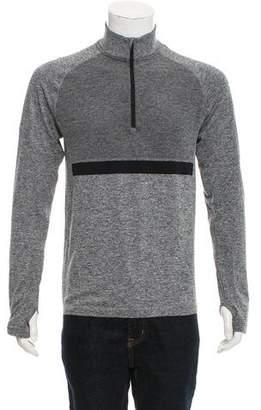 Nike Mélange Half-Zip Sweater