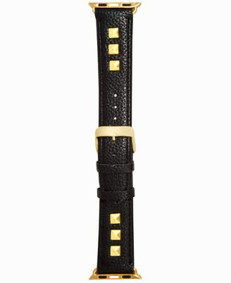INC International Concepts I.n.c. Women's Studded Faux Leather Apple Watch Strap