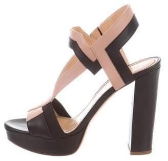 Jerome C. Rousseau Cohen Ankle Strap Sandals w/ Tags