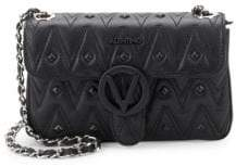 Mario Valentino Poison Studded Leather Crossbody Bag