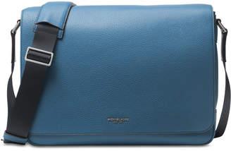 Michael Kors Men's Bryant Leather Messenger Bag