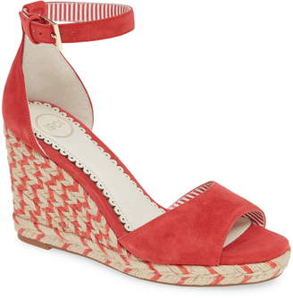 897fe9504c84 Red Espadrille Wedge Women s Sandals - ShopStyle