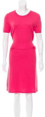 RED Valentino Wool Knit Dress