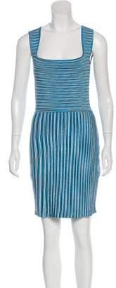 Issa Sleeveless Mini Dress