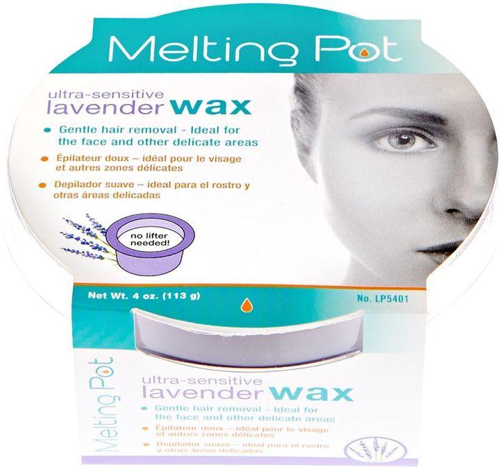 Melting Pot Ultra Sensitive Lavender Wax