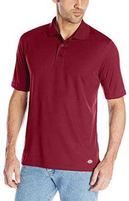 Dickies Men's Short-Sleeve Performance Cooling Polo Shirt