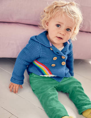 Boden Rainbow Knitted Jacket