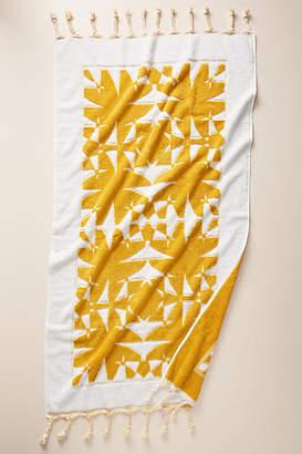 Anthropologie Brewer Bath Towel Collection