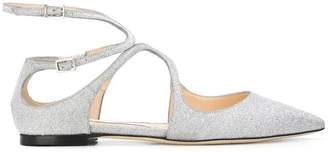 Jimmy Choo Lancer flat sandals