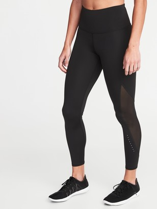 Old Navy High-Waisted 7/8-Length Run Leggings For Women