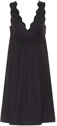 Isabel Marant Wilby sleeveless cotton dress