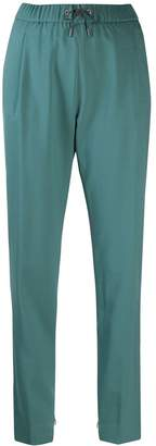 Fabiana Filippi high waisted casual trousers
